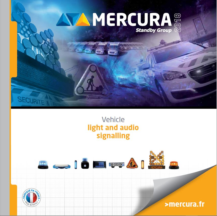 Catalogue Mercura